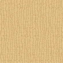 Coastal Moire Peruvian Gold Type II 20oz Wallpaper