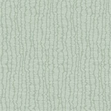 Coastal Moire Sage Garden Type II 20oz Wallpaper