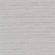 Coltrane Taupe Rough Textured Linen Commercial Wallpaper