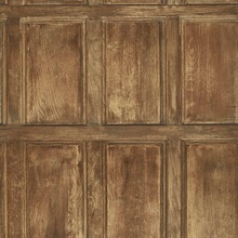 Common Room Chestnut Wainscoting