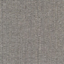 Cord String Brown Vertical Stria Commercial Wallpaper