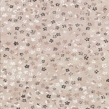 Cosima Pink Miniature Floral Wallpaper