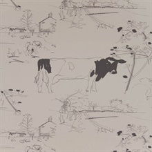 Countryside Toile Flesh