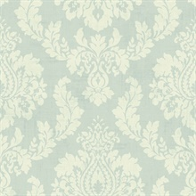 Cream Damask Ombre String