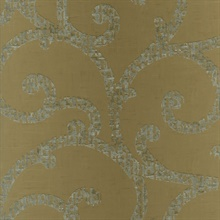 Cream Davino Scroll