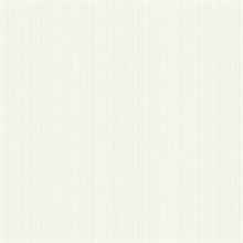 Cream Linen Strie Wallpaper