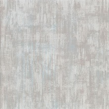 Cromwell Turquoise Distressed Texture Wallpaper
