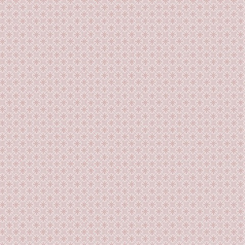 Crosby Pink Floral Wallpaper