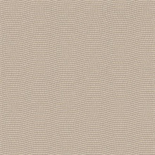 Curves Taupe Glittering Waves Wallpaper
