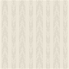 Dart Stripe Wallpaper - Beige