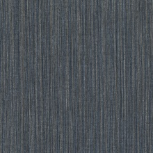Derrie Navy Vertical Stria Wallpaper