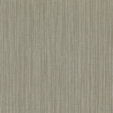 Derrie Taupe Vertical Stria Wallpaper