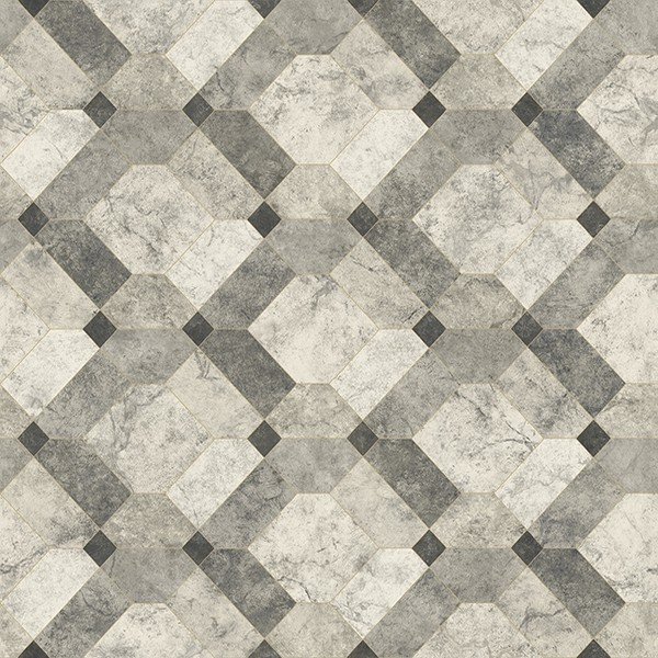 2540 24055 Devonshire Grey Marble Wallpaper Wallpaper