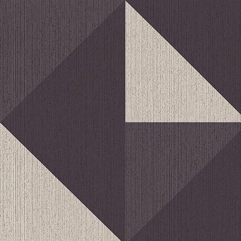 395823 Wallpaper Diamond Black White Tri Tone Geometric Wallpaper