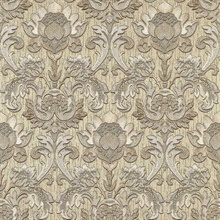 Dis Scudo Gold Damask