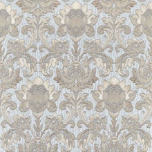 Dis Scudo Light Blue Damask