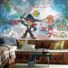 Disney Captain Jake & the Never Land Pirates XL Wallpaper Mural