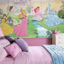 Disney Dancing Princess XL Wallpaper Mural