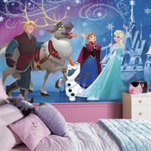 Disney Frozen Magic XL Wallpaper Mural