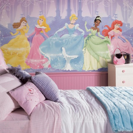 Disney Perfect Princess XL Wallpaper Mural
