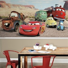 Disney Pixar Cars Desert XL Wallpaper Mural