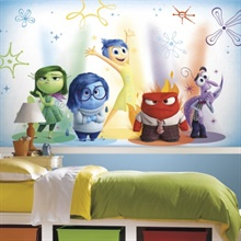 Disney Pixar Inside Out XL Mural