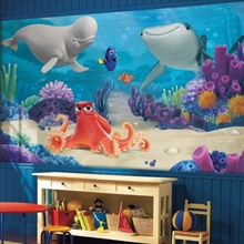 Disney Pixar's Finding Dory XL Wallpaper Mural