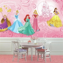 Disney Princess Enchanted XL Wallpaper Mural