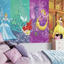 Disney Princess Scenes XL Wallpaper Mural