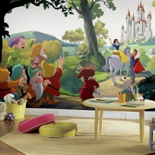 Disney Princess Snow White Happily Ever After XL Wall Mural