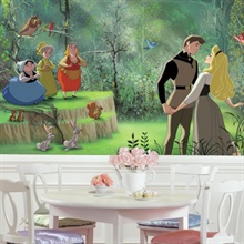 Disney Sleeping Beauty XL Wallpaper Mural