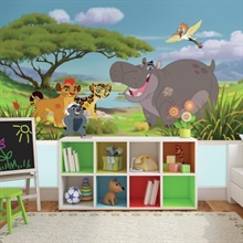 Disney The Lion Guard XL Wallpaper Mural