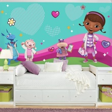Doc McStuffins and Friends XL Wallpaper Mural