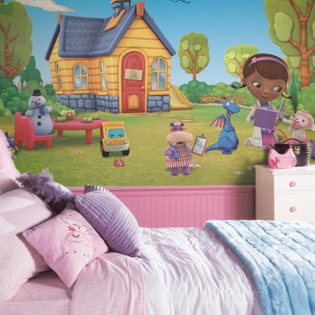 Doc McStuffins XL Wallpaper Mural