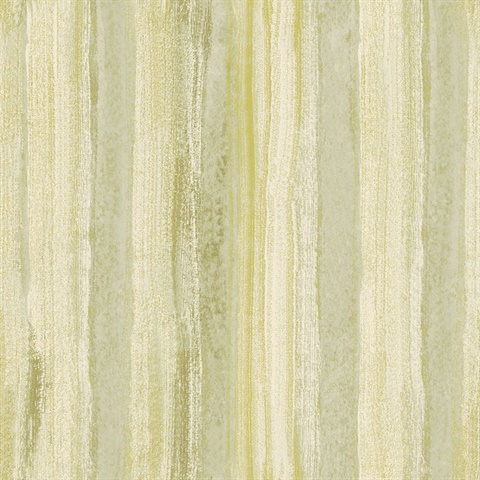 Donella Green Stripe
