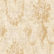 Donnington Floral Damask