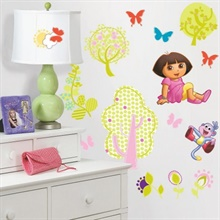 Dora the Explorer Wall Decals