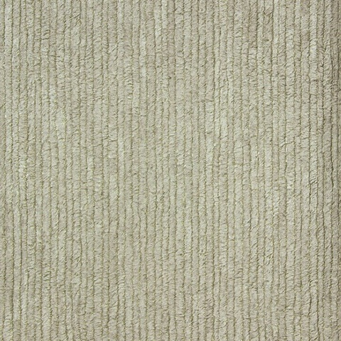 Down Light Brown Stripe Wallpaper