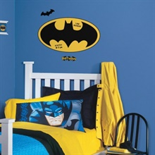 Dry Erase Batman Logo Giant Wall Decals