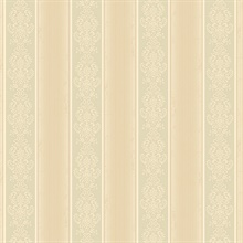 Eastport Beige Arabelle Stripe