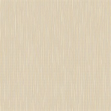 Emeril Champagne Faux Grasscloth