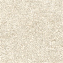Enzo Taupe Cracked Texture Wallpaper