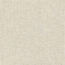 Esca Pale Yellow Commercial Wallpaper