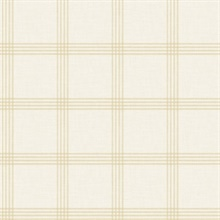 Ester Wheat Plaid