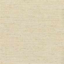 Everest Cream Faux Grasscloth