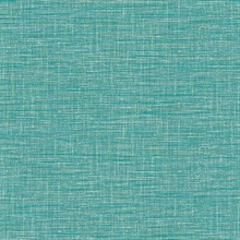Exhale Teal Faux Grasscloth