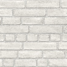 Façade Dove Brick Wallpaper