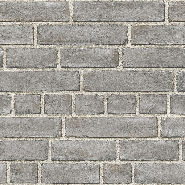2540 24050 Fa 231 Ade Grey Brick Wallpaper Wallpaper Boulevard