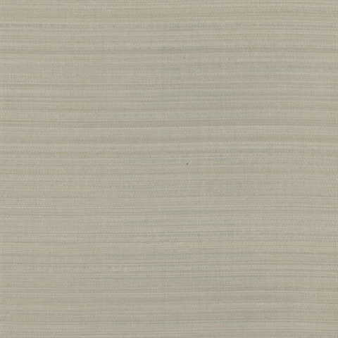 Fernie Taupe Challis Silk Wallpaper