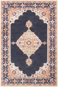 FIR1003 Fire Work - Area Rug